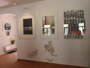 Ausstellung von Hernando Leòn zum Tag der Kunst 2019