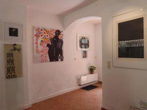 Ausstellung im Gedenken an Margarita Pellegrin zum Tag der Kunst